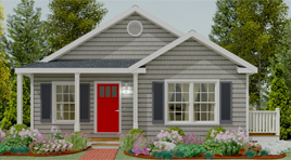 Home styles cape cod ranch