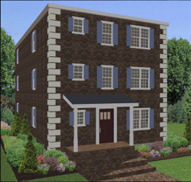 Multi family home plans premium home manufacturers ma for 3 unit apartment building plans