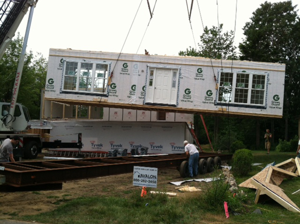 The Green and Portable Nature of Modular Home Construction - Lexington, MA