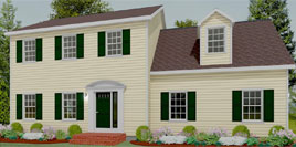 THE NEWBURY MODULAR HOME