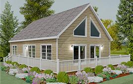 Cape Modular Homes MA, Prefab Floor Plans & Styles, RI, VT ...