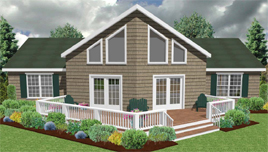 THE SPRINGFIELD MODULAR HOME