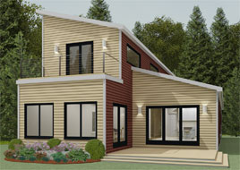 THE CHILMARK MODULAR HOME