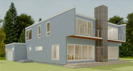 THE NEWTON MODULAR HOME