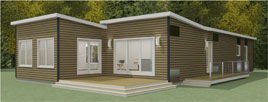 THE WALES PREFABRICATED HOME